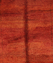 Load image into Gallery viewer, Beni Mguild red berber rug - TR 76 - 290x195 CM