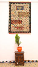 Load image into Gallery viewer, Akhnife Taznakht berber rug - TZN 148 - 160x110 CM