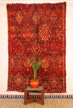 Load image into Gallery viewer, Beni Mguild berber rug - BMZY 301 - 280x190 cm