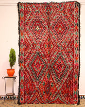 Load image into Gallery viewer, Premium Beni Mguild carpet, authentic berber rug n°387