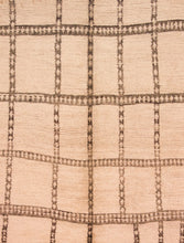 Load image into Gallery viewer, Beni Ouarain berber rug - BW 119 - 240x210 CM