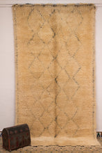 Load image into Gallery viewer, Beni Ouarain berber rug - BW 252 - 370x180 CM