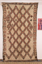 Load image into Gallery viewer, Beni Ouarain berber rug - BW 385 - 305x185 CM