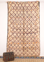 Load image into Gallery viewer, Beni Ouarain berber rug - BW 399 - 290x175 CM