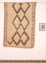 Load image into Gallery viewer, Beni Ouarain berber rug - BW 425 - 225x160 CM