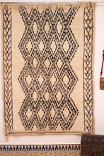 Load image into Gallery viewer, Beni Ouarain berber rug - BW 618 -  270x190 CM