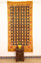 Load image into Gallery viewer, Akhnife Taznakht berber rug - TZN 145 - 270x135 CM