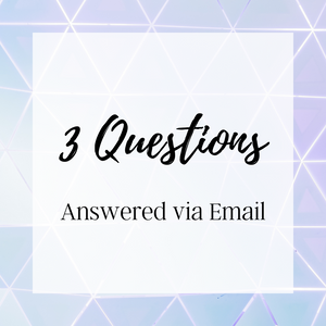 3 Questions Email Reading