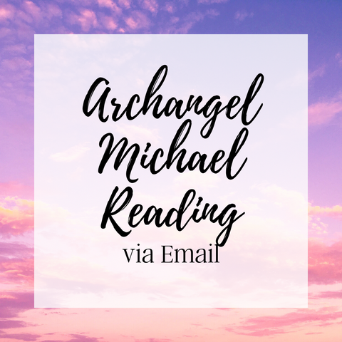 Archangel Michael Email Reading (2 questions + Cards)