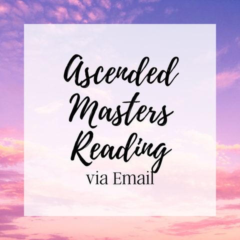 Ascended Masters Email Reading