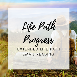 Life Path Progress Email Reading