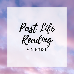 Past Life Email Reading