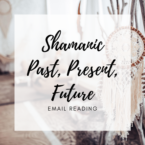 Shamanic - Past, Present, Future