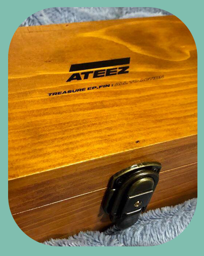ATEEZ Treasure box