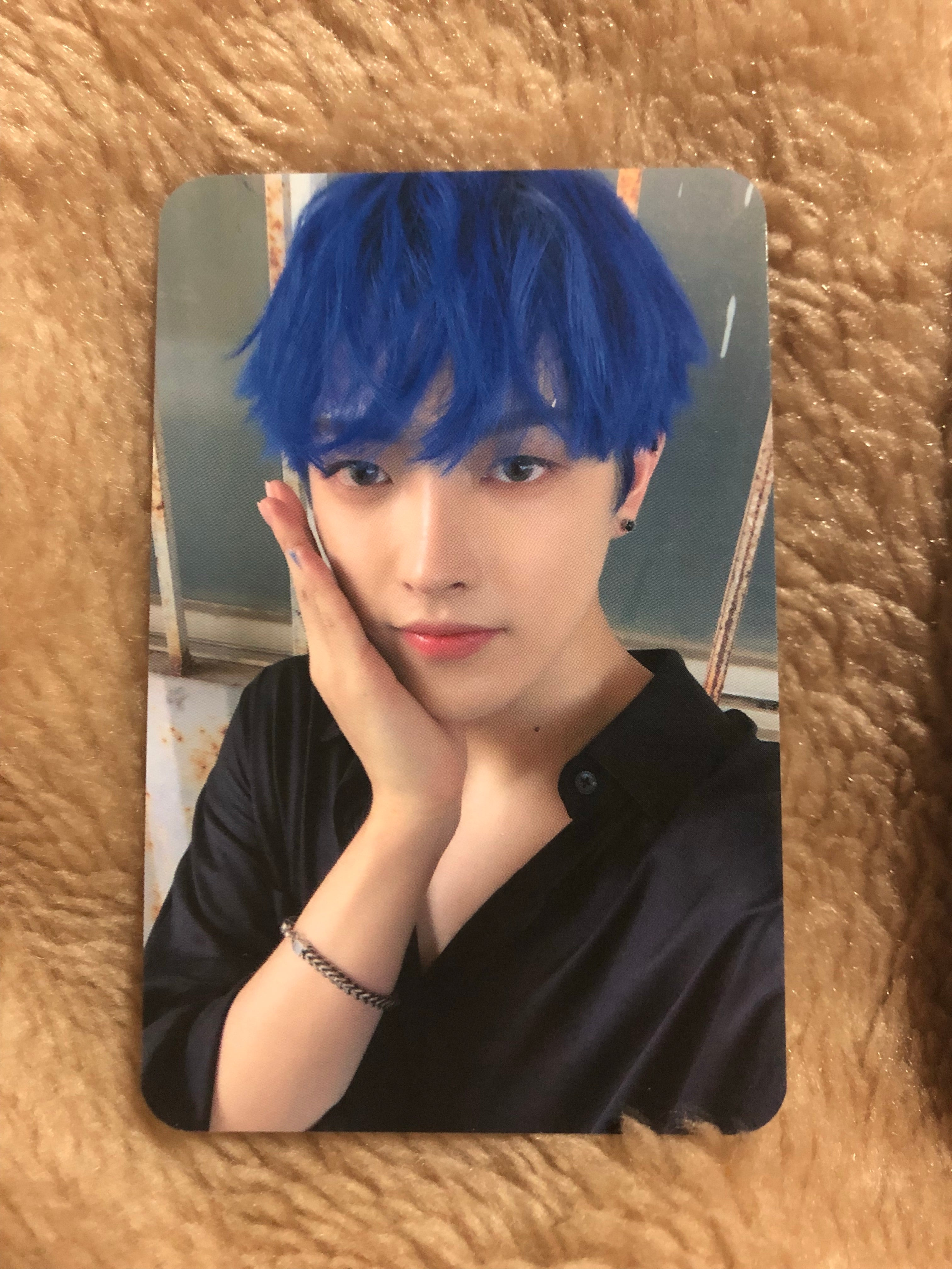 Hongjoong Soundwave Photocard