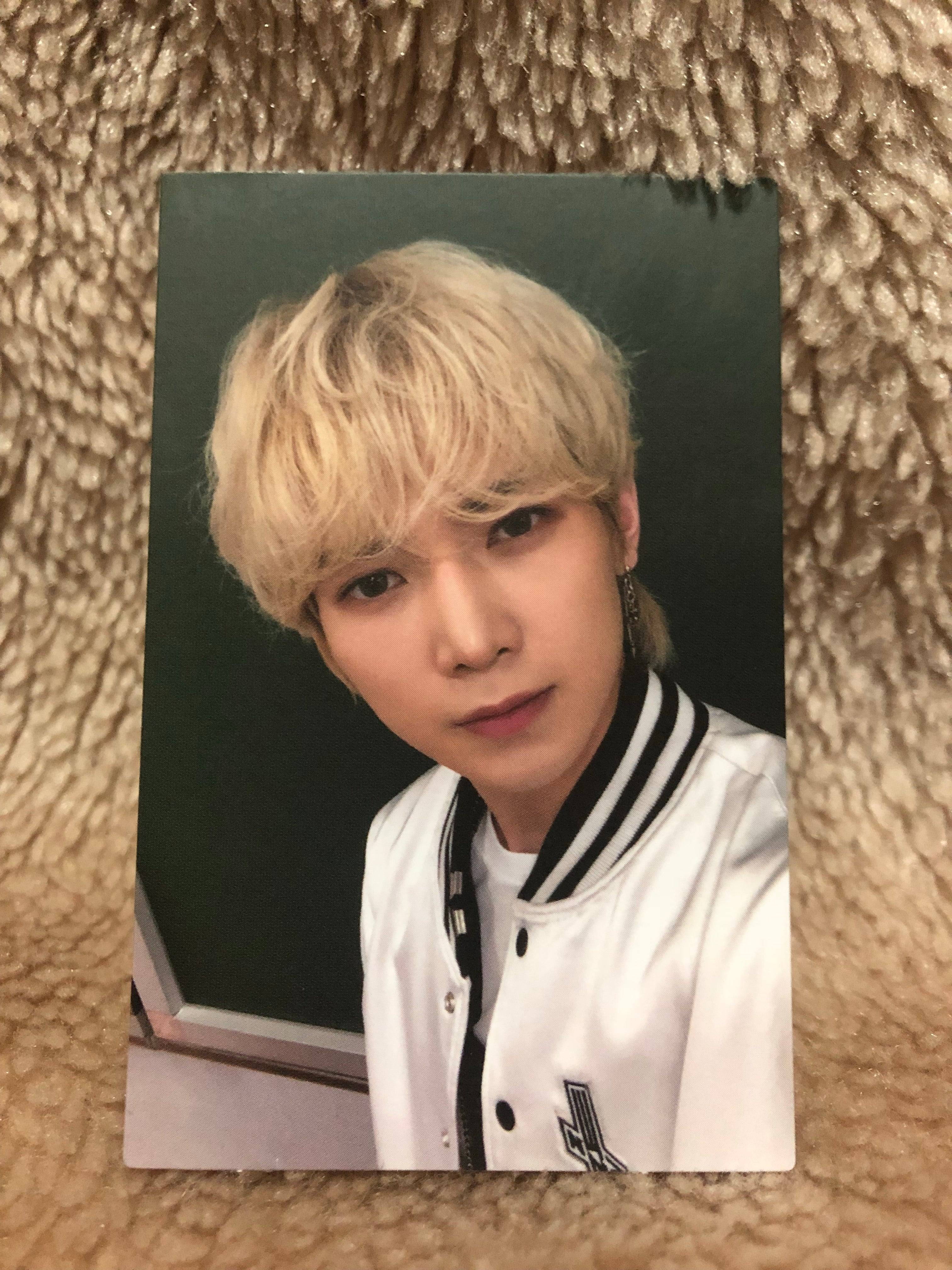 Yeosang Fever Inception MMT Photocard