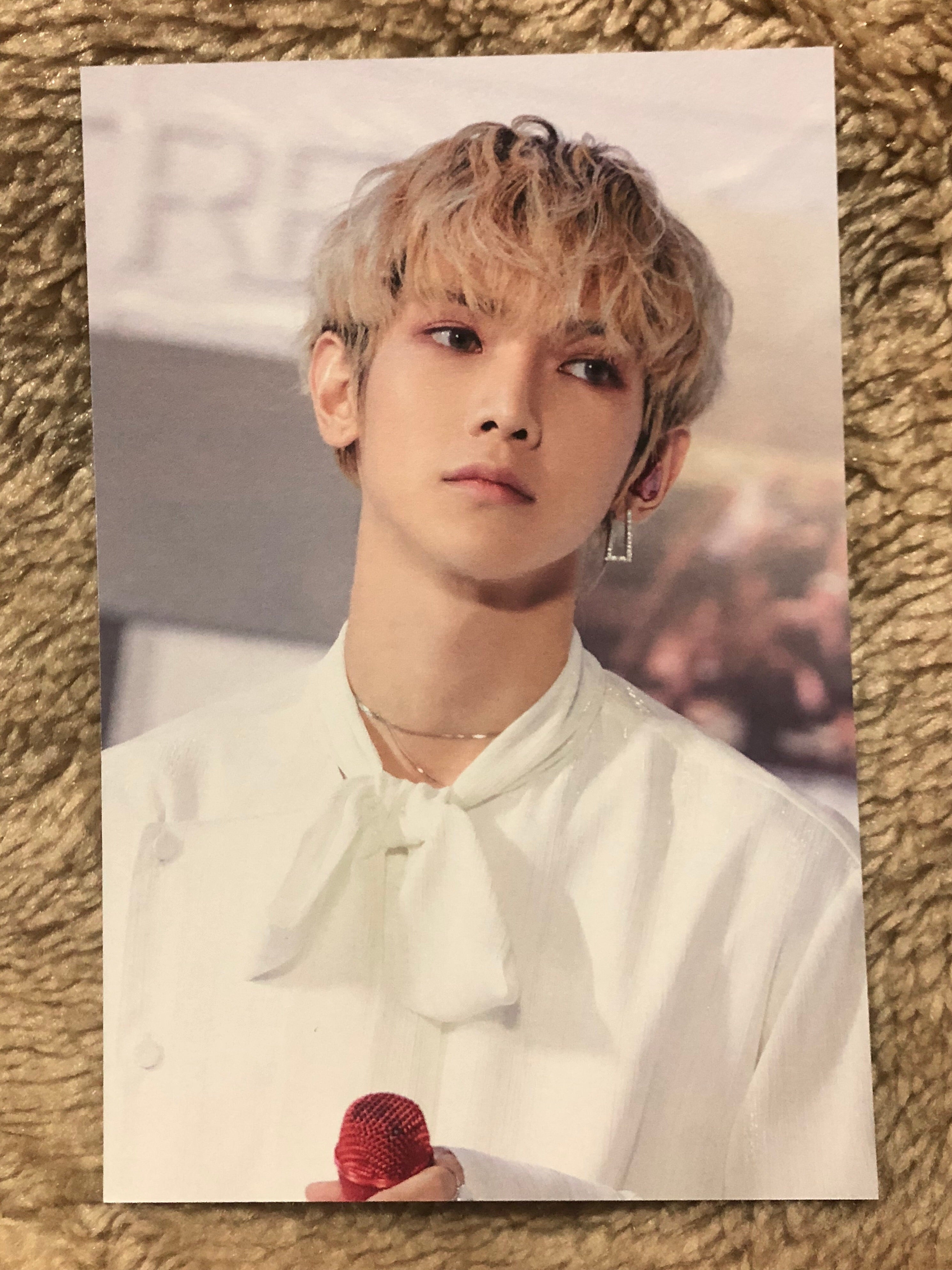 Yeosang 2nd Year Anniversary MMT MD Postcard