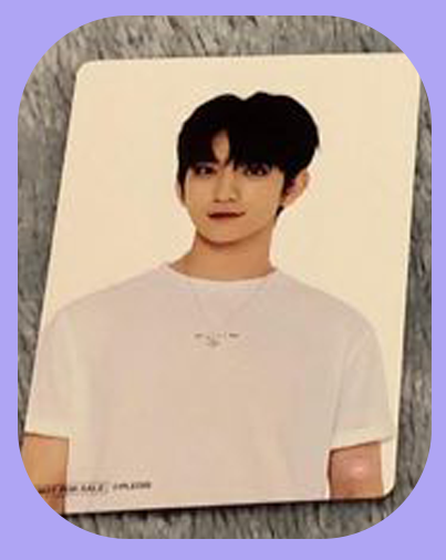 Joshua Photocard - Japan Limited Edition