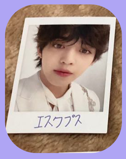 Scoups - White-suit Polaroid Trading Cards