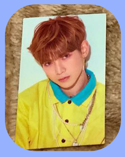 Yeosang Ep3 Illusion MMT Photocard