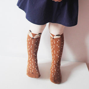 Foxy Cute Tights - Bombibib