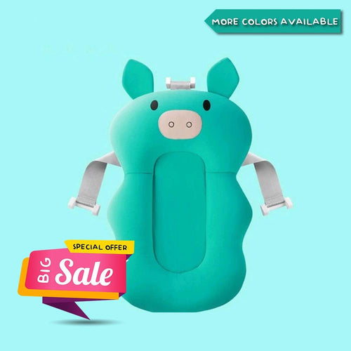 Oink Oink Infant Bath Pad - Bombibib