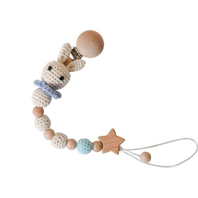 Soft Baby Teether Chains - Bombibib