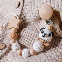 Load image into Gallery viewer, Soft Baby Teether Chains - Bombibib