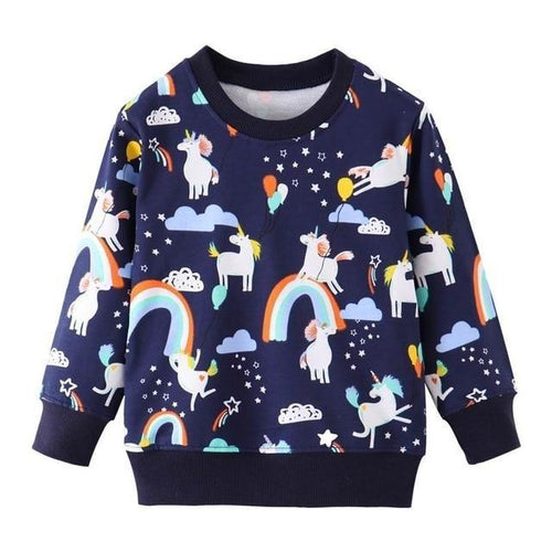 Unicorn Heaven Sweater - Bombibib