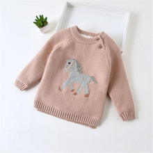 Load image into Gallery viewer, Warm Little Pony Sweater - Bombibib