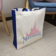 Load image into Gallery viewer, NEW Moooorning Canvas Bag