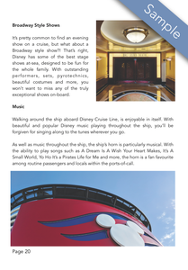 Dream Guide - An Unofficial Guide to Disney Cruise Line