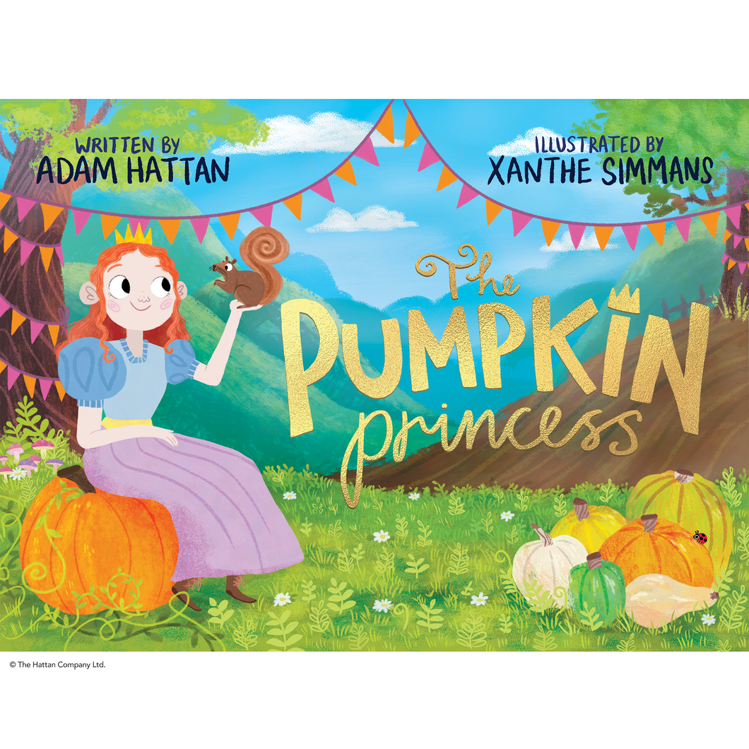 PRE-ORDER: The Pumpkin Princess