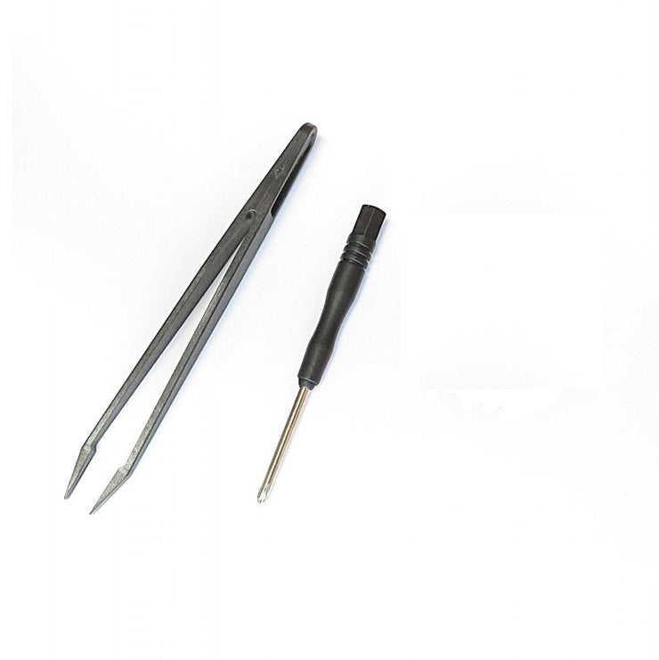 Screwdriver & Tweezers Bundle