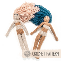 Heirloom Doll - Crochet Pattern
