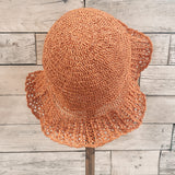 East Coast Sun Hat - Crochet Pattern