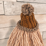 Artist Outfit - Heirloom Doll - Crochet Pattern