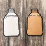 Printable - Water Bottle Tag
