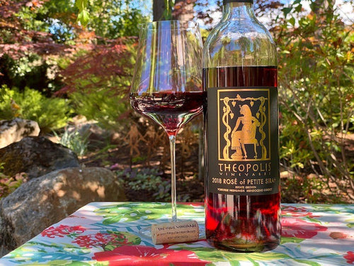Guilty Grape VIP: Theodora Lee, Founder of Theopolis Vineyards
