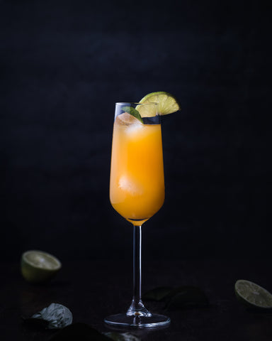 The Guilty Grape Mimosa