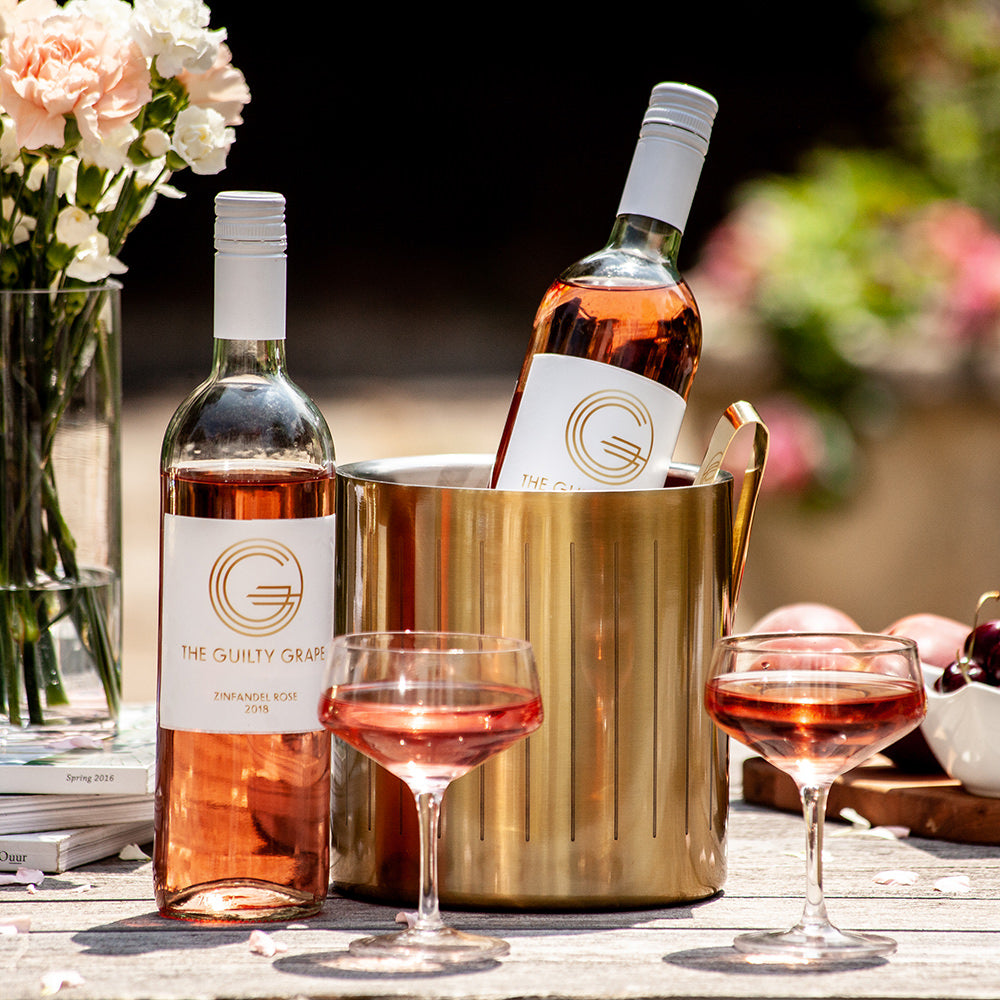 California Zinfandel Rosé Wine