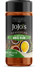 Load image into Gallery viewer, JOJO'S SEASONING ST. LOUIS STYLE BBQ RUB