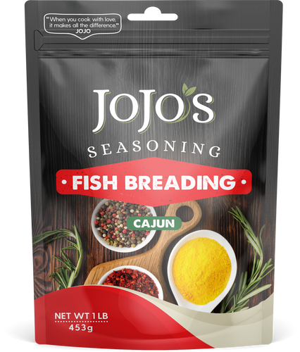 JoJo's Fish Breading Cajun