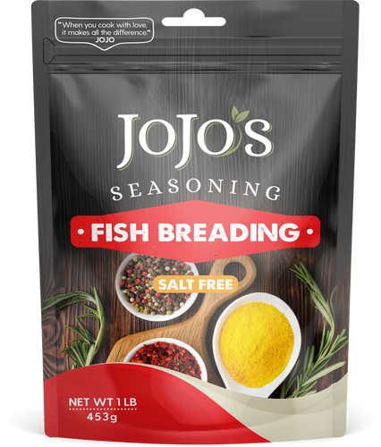 JoJo's Salt Free Fish Breading