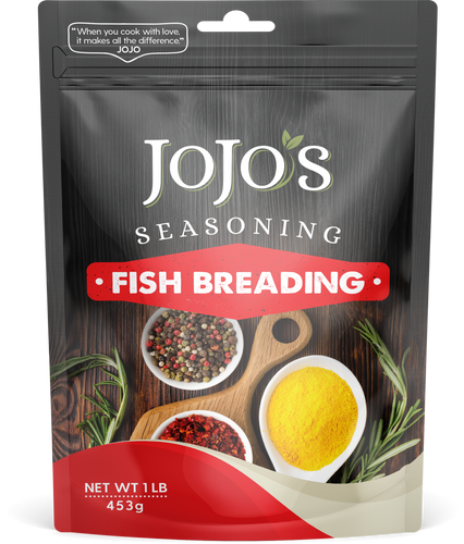 JoJo's Seasoning Fish Breading