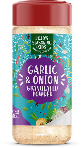 JoJo's Garlic Onion Seasoning Kid's