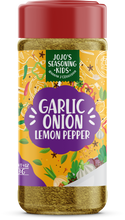 Load image into Gallery viewer, JoJo's Garlic Onion Lemon Pepper Kid's Spice