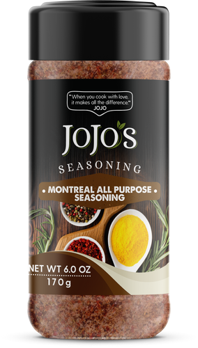 JoJo's Montreal Seasoning