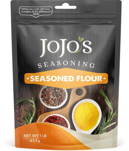 JoJo's Seasoned Flour