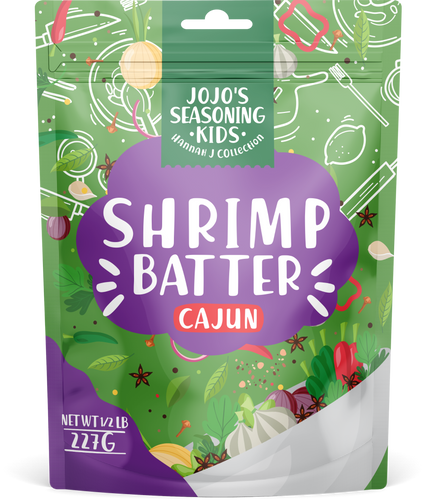 JoJo's Shrimp Batter Cajun Kid's